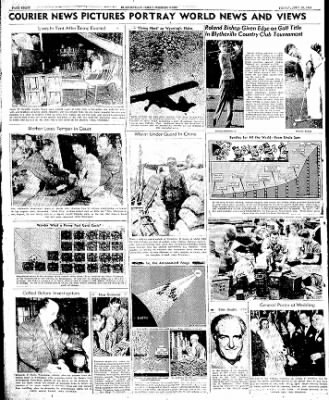 The Courier News from Blytheville, Arkansas on July 26, 1946 · Page 8