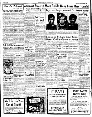 The Courier News from Blytheville, Arkansas on October 26, 1951 · Page 6