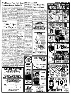 The Hutchinson News from Hutchinson, Kansas on October 2, 1971 · Page 67