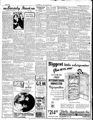 The Courier News from Blytheville, Arkansas on April 26, 1950 · Page 4