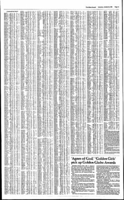 The Salina Journal from Salina, Kansas on January 25, 1986 · Page 10