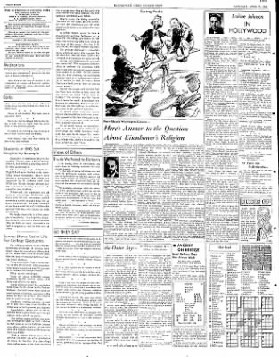 The Courier News from Blytheville, Arkansas on April 19, 1952 · Page 4