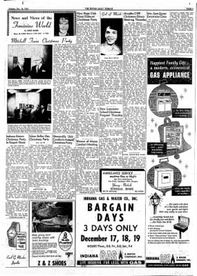 The Tipton Daily Tribune from Tipton, Indiana on December 14, 1964 · Page 3