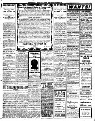 Iola Daily Register And Evening News from Iola, Kansas on November 12, 1907 · Page 3