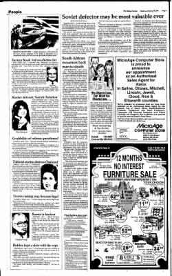 The Salina Journal from Salina, Kansas on January 26, 1986 · Page 2
