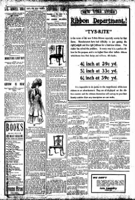 Iola Daily Register And Evening News from Iola, Kansas on November 14, 1908 · Page 6