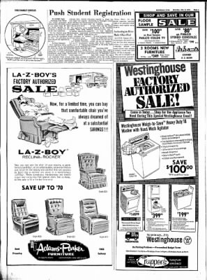 The Hutchinson News from Hutchinson, Kansas on October 2, 1971 · Page 92