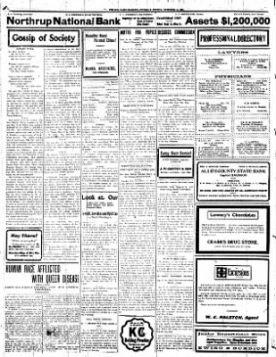 Iola Daily Register And Evening News from Iola, Kansas on November 14, 1907 · Page 2