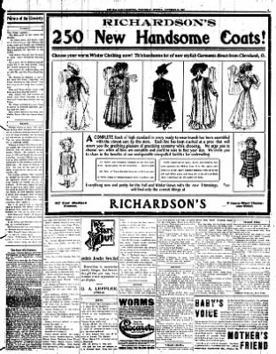 Iola Daily Register And Evening News from Iola, Kansas on November 14, 1907 · Page 3