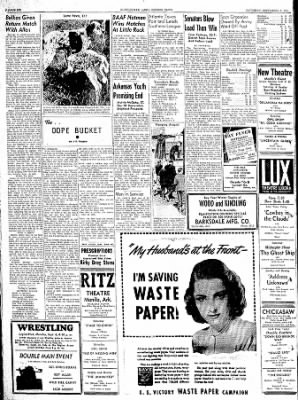 The Courier News from Blytheville, Arkansas on September 2, 1944 · Page 6