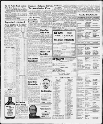 St Cloud Times From Saint Minnesota On May 26 1951 Page 9