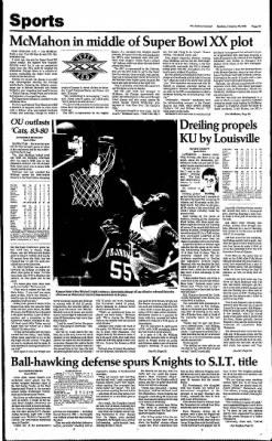 The Salina Journal from Salina, Kansas on January 26, 1986 · Page 19
