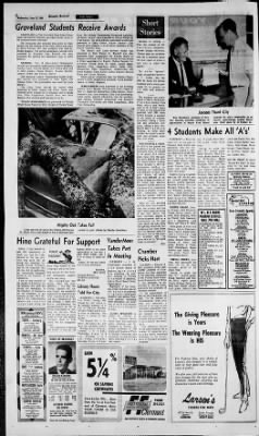 Orlando sentinel from orlando florida on june 12 1968 page 24 the largest online newspaper archive yadclub Gallery