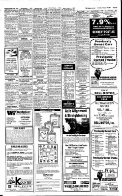 The Salina Journal from Salina, Kansas on January 26, 1986 · Page 34