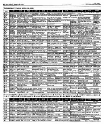 The Salina Journal from Salina, Kansas on April 21, 2001 · Page 46