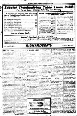 Iola Daily Register And Evening News from Iola, Kansas on November 18, 1908 · Page 3