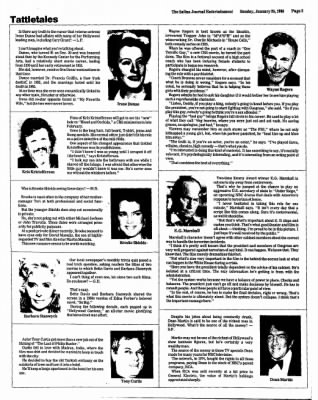 The Salina Journal from Salina, Kansas on January 26, 1986 · Page 38