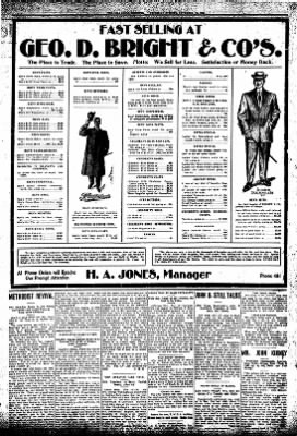 Iola Daily Register And Evening News from Iola, Kansas on November 19, 1908 · Page 5