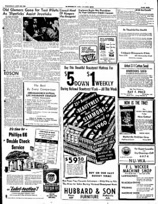 The Courier News from Blytheville, Arkansas on April 26, 1950 · Page 9