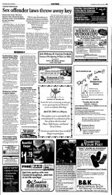 The Salina Journal from Salina, Kansas on April 22, 2001 · Page 5
