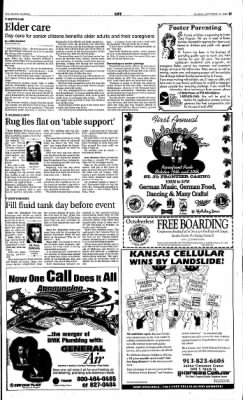 The Salina Journal from Salina, Kansas on October 13, 1996 · Page 19
