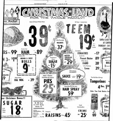 The Tipton Daily Tribune from Tipton, Indiana on December 21, 1964 · Page 6