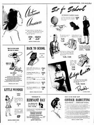 The Bakersfield Californian from Bakersfield, California on August 24, 1944 · Page 3