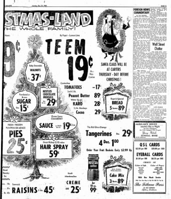 The Tipton Daily Tribune from Tipton, Indiana on December 21, 1964 · Page 7