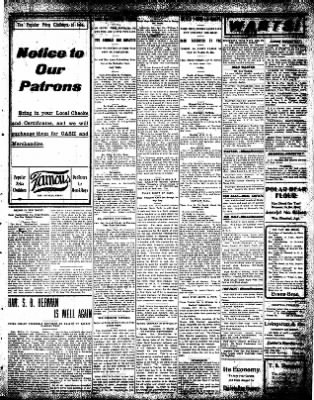 Iola Daily Register And Evening News from Iola, Kansas on November 21, 1907 · Page 3