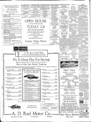 The Hutchinson News from Hutchinson, Kansas on October 2, 1971 · Page 130