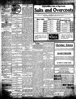 Iola Daily Register And Evening News from Iola, Kansas on November 21, 1907 · Page 4