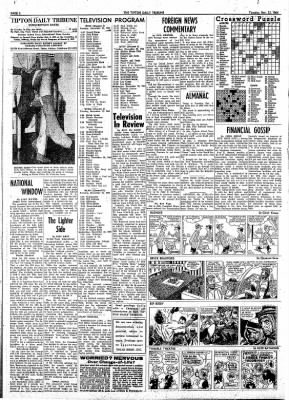 The Tipton Daily Tribune from Tipton, Indiana on December 22, 1964 · Page 2
