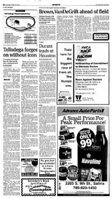 The Salina Journal from Salina, Kansas on April 22, 2001 · Page 18