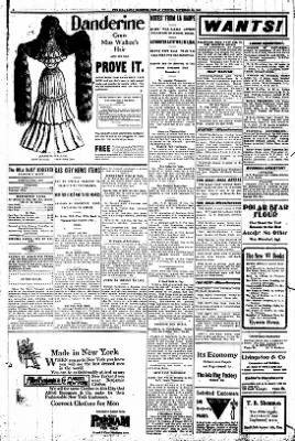 Iola Daily Register And Evening News from Iola, Kansas on November 22, 1907 · Page 4