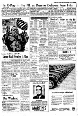 The Courier News from Blytheville, Arkansas on September 2, 1966 · Page 4