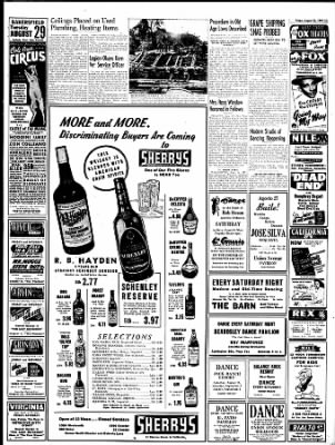 The Bakersfield Californian from Bakersfield, California on August 25, 1944 · Page 11