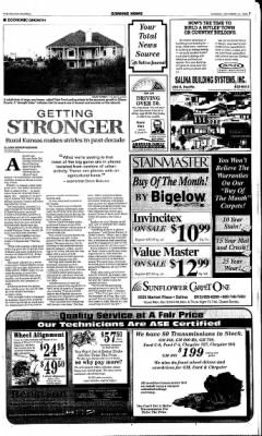 The Salina Journal from Salina, Kansas on October 13, 1996 · Page 47