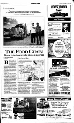 The Salina Journal from Salina, Kansas on October 13, 1996 · Page 49