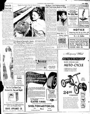 The Courier News from Blytheville, Arkansas on June 23, 1947 · Page 3