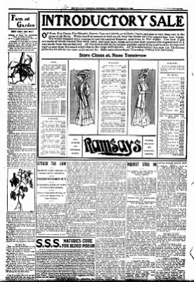 Iola Daily Register And Evening News from Iola, Kansas on November 25, 1908 · Page 8
