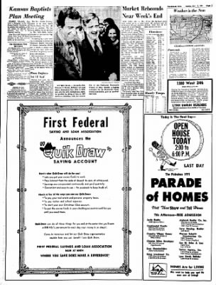 The Hutchinson News from Hutchinson, Kansas on October 3, 1971 · Page 2