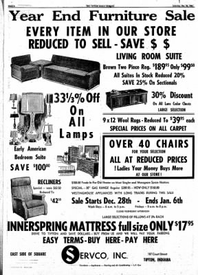 The Tipton Daily Tribune from Tipton, Indiana on December 26, 1964 · Page 4