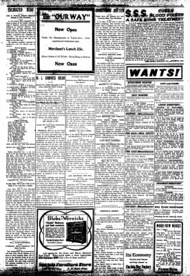 Iola Daily Register And Evening News from Iola, Kansas on December 2, 1907 · Page 3