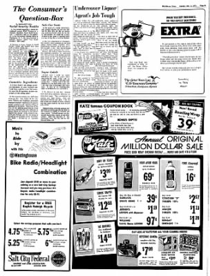 The Hutchinson News from Hutchinson, Kansas on October 3, 1971 · Page 6