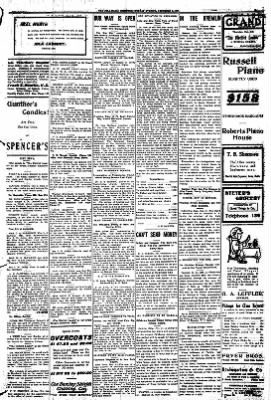 Iola Daily Register And Evening News from Iola, Kansas on December 2, 1907 · Page 5
