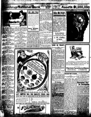 Iola Daily Register And Evening News from Iola, Kansas on December 3, 1907 · Page 2