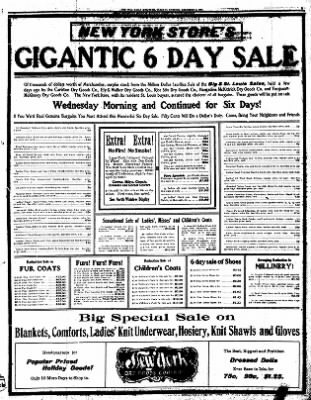Iola Daily Register And Evening News from Iola, Kansas on December 3, 1907 · Page 3