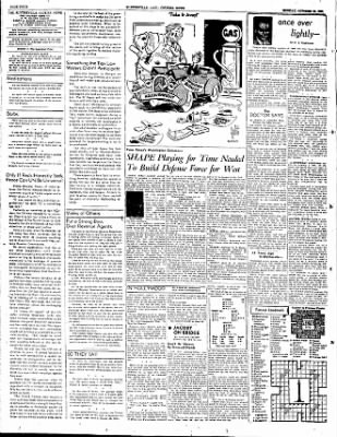 The Courier News from Blytheville, Arkansas on October 29, 1951 · Page 4