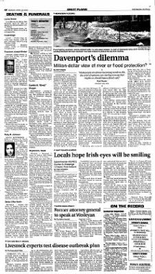 The Salina Journal from Salina, Kansas on April 23, 2001 · Page 7