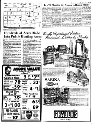 The Hutchinson News from Hutchinson, Kansas on October 3, 1971 · Page 21